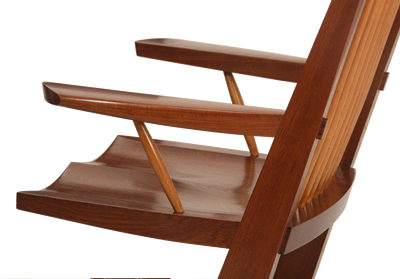 Partha Series - Partha Rocking Chair